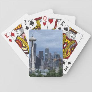 Cartes À Jouer Horizon de Seattle