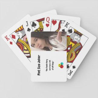 Cartes À Jouer Joker de taille de pinte : Fée de dent et outre