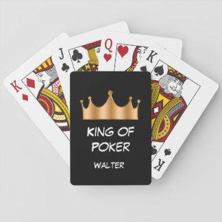 Cartes À Jouer Le Roi drôle Of Poker