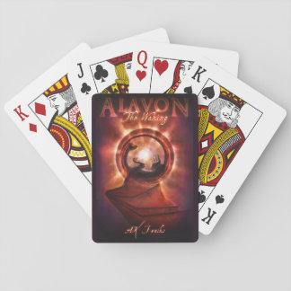 Cartes À Jouer Les cartes de jeu de couverture de réveil
