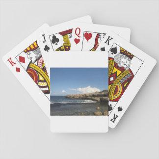 Cartes À Jouer Les cartes «mer».