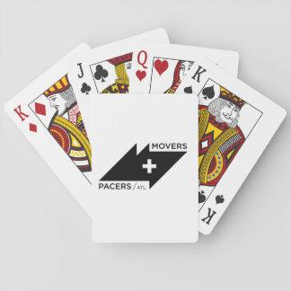 Cartes À Jouer M+P courent des cartes de jeu de Boston