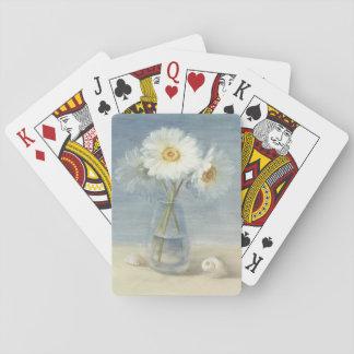 Cartes À Jouer Marguerites et coquilles