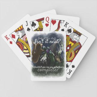 Cartes À Jouer Ne diriez-vous pas ma collection complète ?