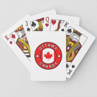 Cartes À Jouer Ottawa Canada