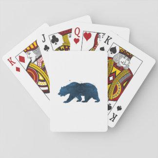 Cartes À Jouer Ours