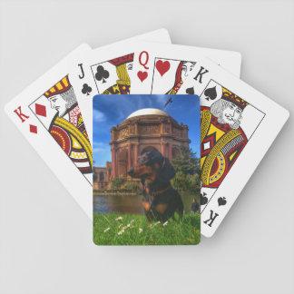 Cartes À Jouer Palais des beaux-arts