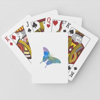 Cartes À Jouer Papillon