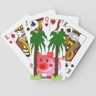 Cartes À Jouer Paquet de cartes de jeu de porc