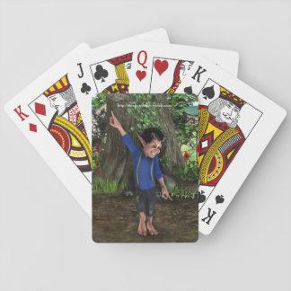 Cartes À Jouer Peu de Troll de danse
