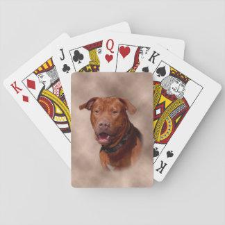 Cartes À Jouer Plate-forme de Pitt Taureau des cartes