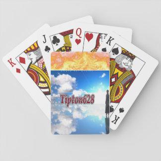 Cartes À Jouer Plate-forme Tipton628 des cartes