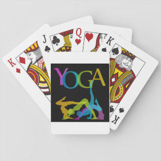 Cartes À Jouer Poses de yoga