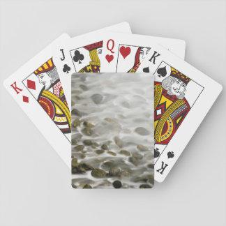 Cartes À Jouer Réservation en pierre d'état de Lobos de point de