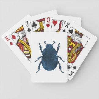 Cartes À Jouer Scarabée