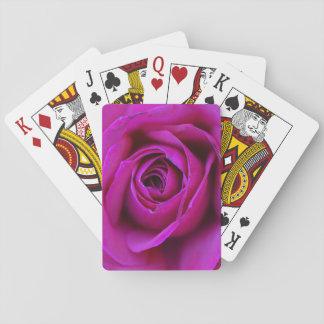 Cartes À Jouer Se sont levées les cartes de jeu