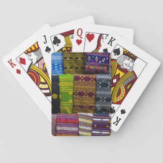 Cartes À Jouer Textiles de tissu à vendre