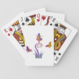 Cartes À Jouer Une fée