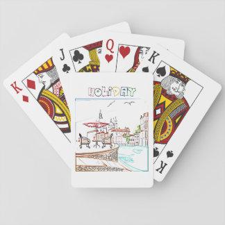 Cartes À Jouer Vacances