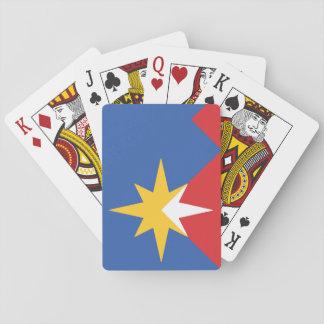Cartes À Jouer Ville des cartes de jeu de Pocatello