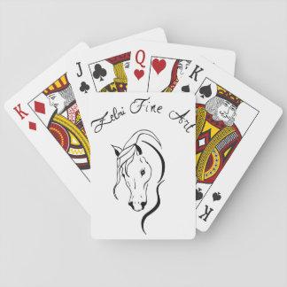Cartes À Jouer Zelmi Fine Art