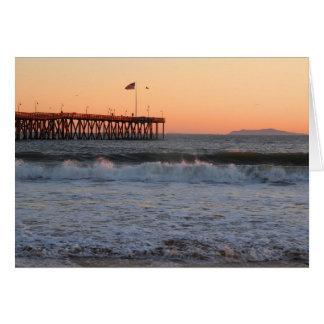 Cartes À la plage de Ventura