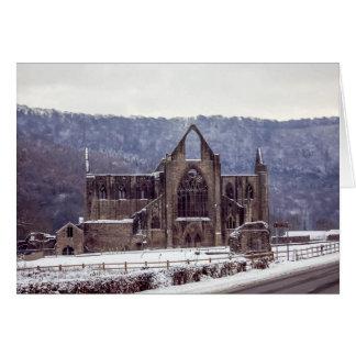 Cartes Abbaye de Tintern