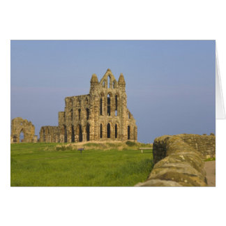 Cartes Abbaye de Whitby, Whitby, North Yorkshire,