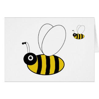 Cartes Abeille de miel
