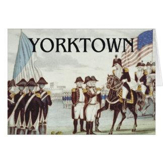 Cartes ABH Yorktown