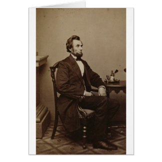 Cartes Abraham Lincoln