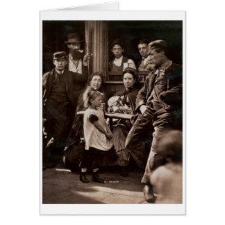 Cartes Absence injustifié de l'école Alf de Whitechapel,
