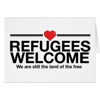 Cartes Accueil de réfugiés