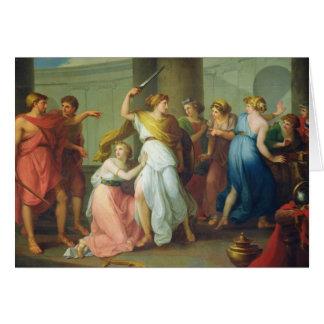 Cartes Achille a reconnu, 1799
