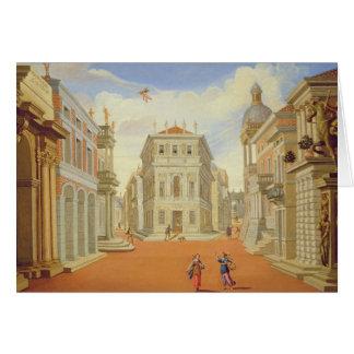 Cartes Acte II, scènes I et VIII