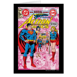 Cartes Action bandes dessinées #500 en octobre 1979