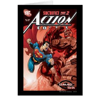 Cartes Action bandes dessinées #829 5 septembre