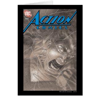 Cartes Action bandes dessinées #840 6 août