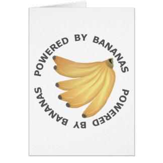 Cartes Actionné par des bananes