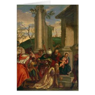 Cartes Adoration des rois