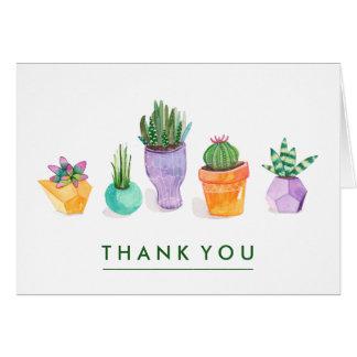 Cartes Affichage succulent