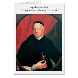 Cartes Agostino Steffani, c1714