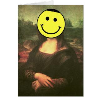 Cartes Ah, ce visage souriant