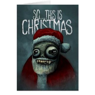 Cartes Ainsi… c'est Noël