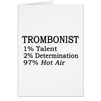 Cartes Air chaud de Trombonistt