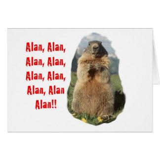 Cartes Alan Alan Alan