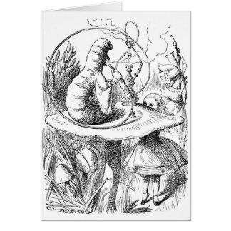 Cartes Alice et Caterpillar