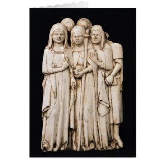 Cartes Alinorda, soeur de pape Clement VI