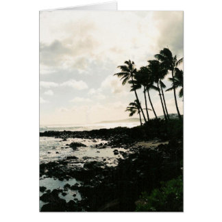 Cartes Aloha ! d'Hawaï
