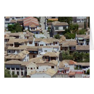 Cartes Alzabin, Grenade, Espagne